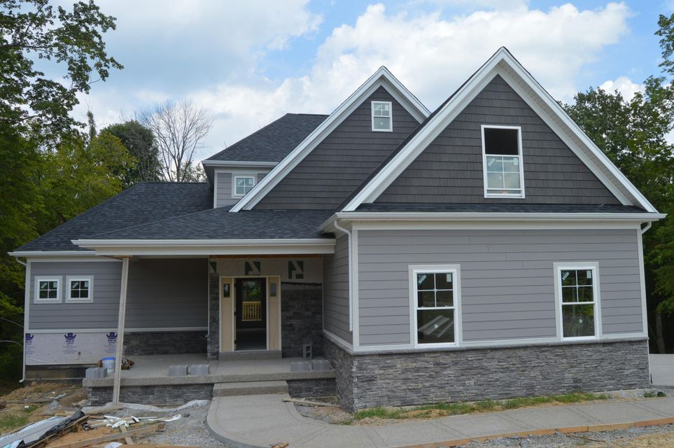 Single Family Home for Sale at 2003 Oakshade Court Crestwood, Kentucky 40014 United States