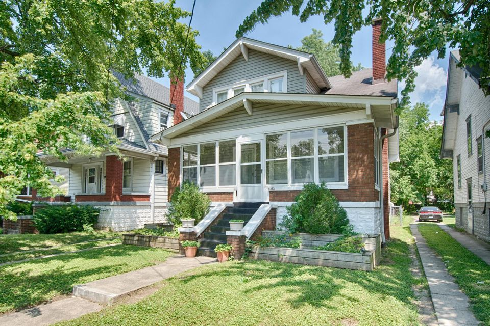 Single Family Home for Sale at 4313 S 3rd Street Louisville, Kentucky 40214 United States
