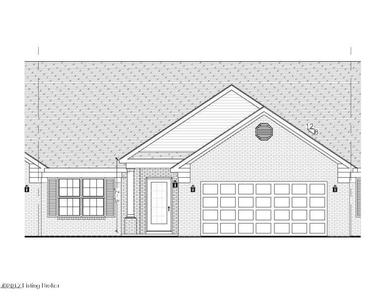 Single Family Home for Sale at Lot 468 Villa Lane Lot 468 Villa Lane Shepherdsville, Kentucky 40165 United States