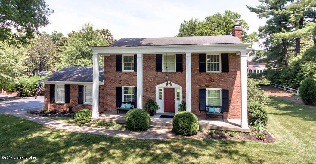 Single Family Home for Sale at 515 Blankenbaker Lane Louisville, Kentucky 40207 United States