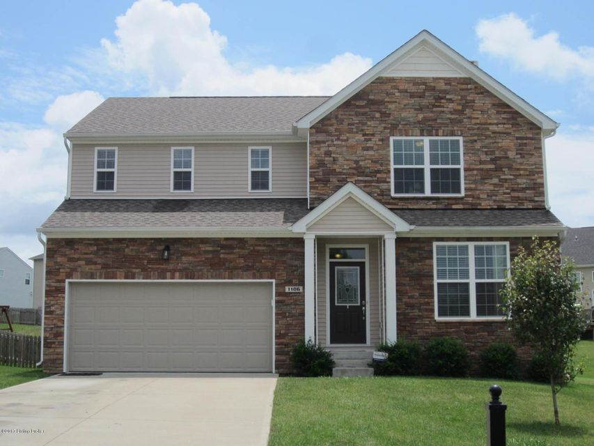 Single Family Home for Sale at 1106 Cherry Hollow Road La Grange, Kentucky 40031 United States