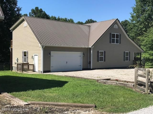 Single Family Home for Sale at 398 Brier Creek Meadows Road Mammoth Cave, Kentucky 42259 United States