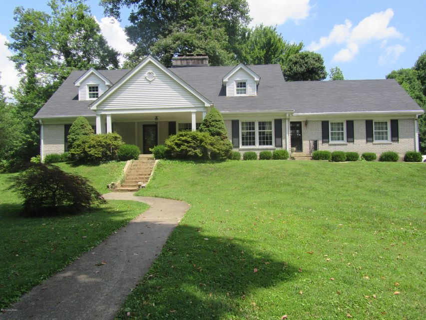 Single Family Home for Sale at 2501 Arnoldtown Woods Road Louisville, Kentucky 40214 United States