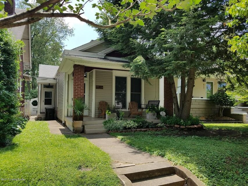 Single Family Home for Sale at 1708 Fernwood Avenue Louisville, Kentucky 40205 United States