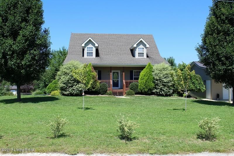 Single Family Home for Sale at 166 Shellie Drive 166 Shellie Drive Leitchfield, Kentucky 42754 United States
