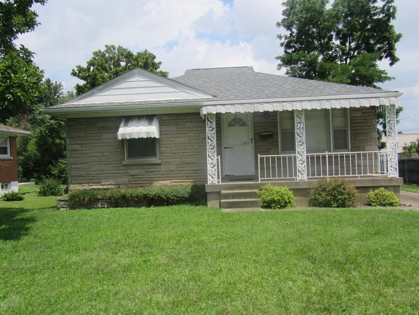 Single Family Home for Sale at 423 E Kenwood Drive Louisville, Kentucky 40214 United States