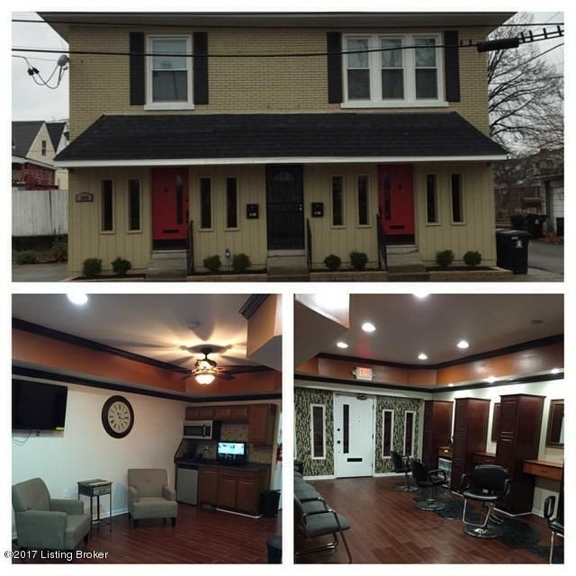 Multi-Family Home for Sale at 1009 22nd Louisville, Kentucky 40210 United States