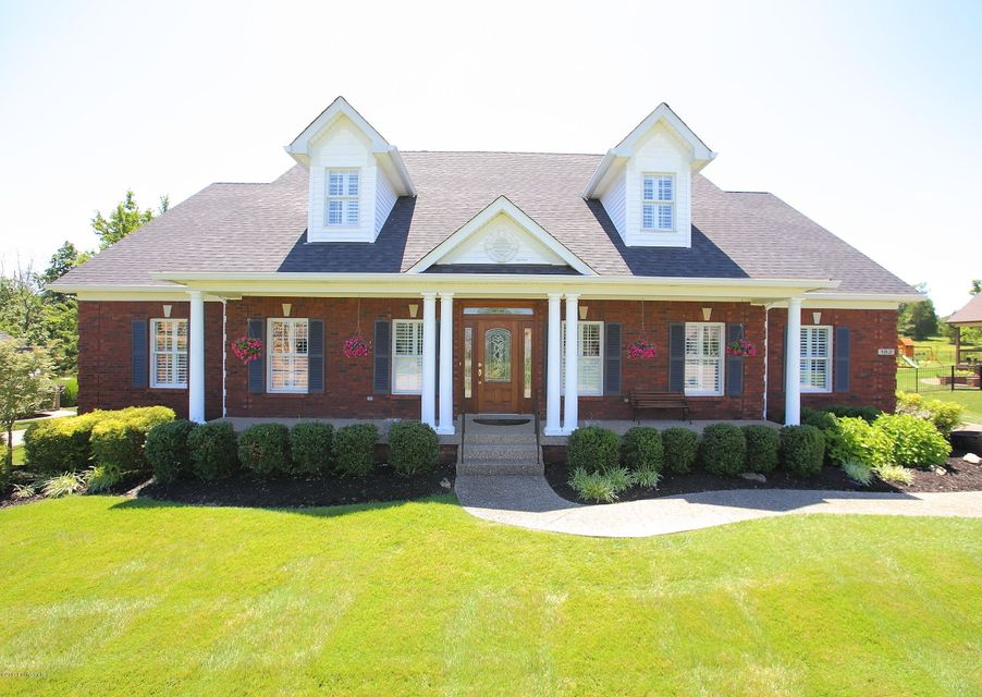 Single Family Home for Sale at 182 Persimmon Ridge Drive 182 Persimmon Ridge Drive Louisville, Kentucky 40245 United States