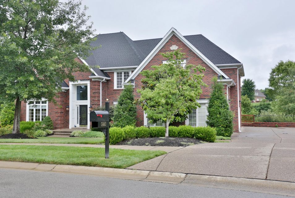 Single Family Home for Sale at 3222 Deer Pointe Place Prospect, Kentucky 40059 United States