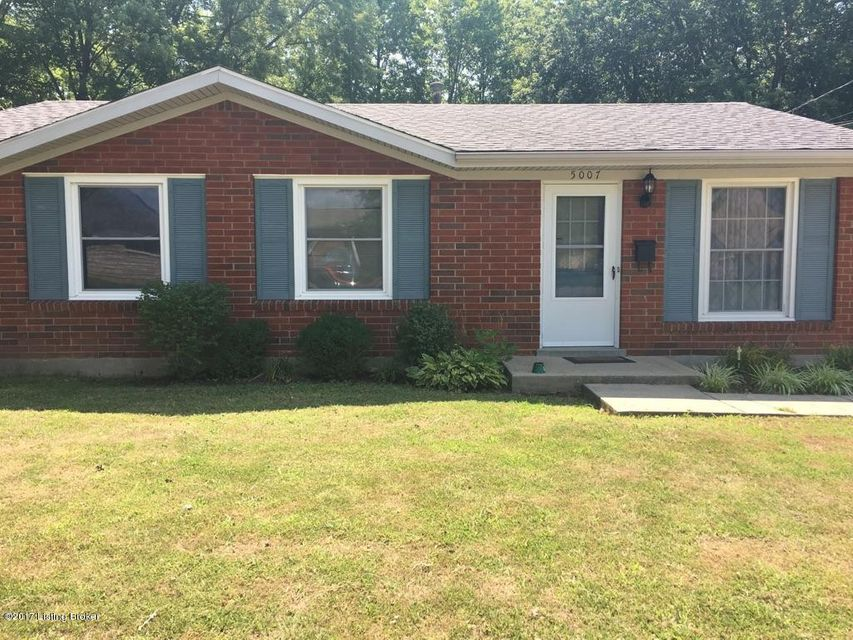 Single Family Home for Sale at 5007 Invicta Drive Louisville, Kentucky 40216 United States