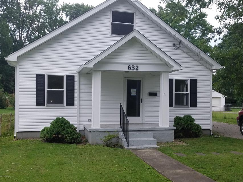 Single Family Home for Sale at 632 Iroquois Avenue Louisville, Kentucky 40214 United States