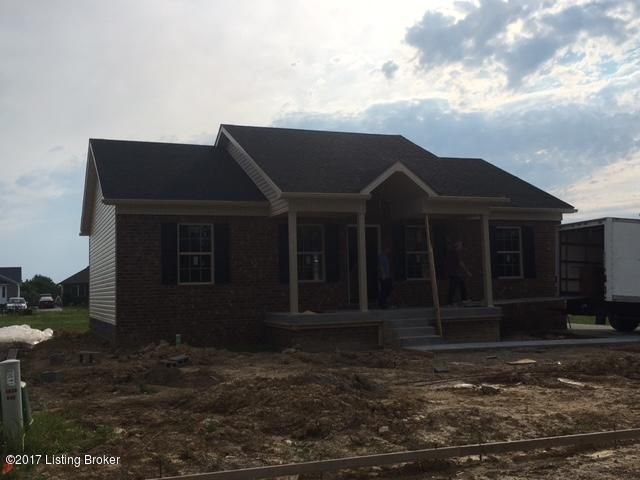Single Family Home for Sale at 911 Tecumseh Drive Shepherdsville, Kentucky 40165 United States