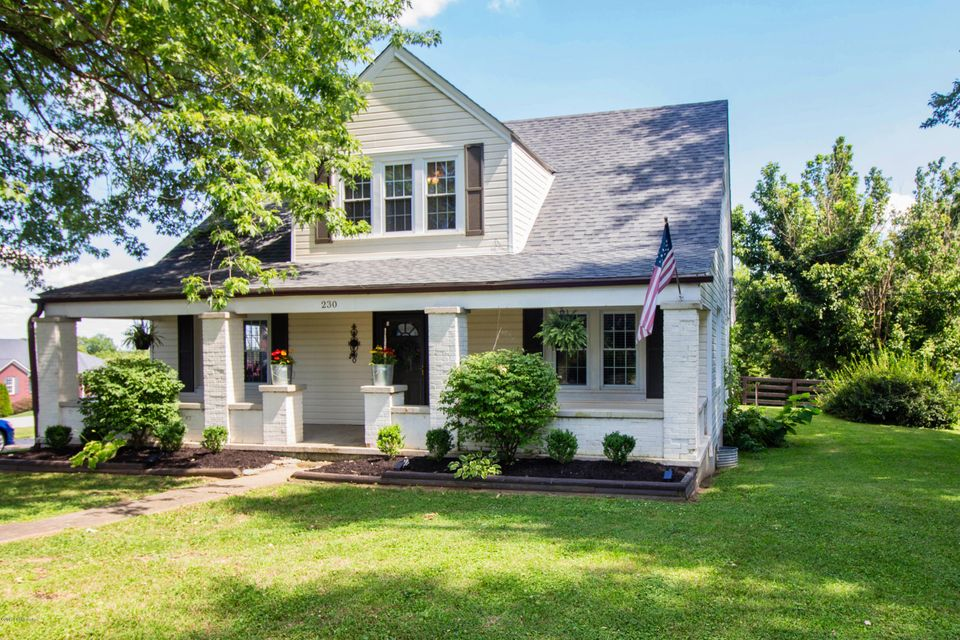 Single Family Home for Sale at 230 Stevens Lane Taylorsville, Kentucky 40071 United States