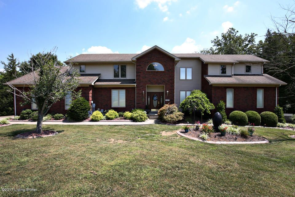 Single Family Home for Sale at 408 Rockcastle Villa Shepherdsville, Kentucky 40165 United States
