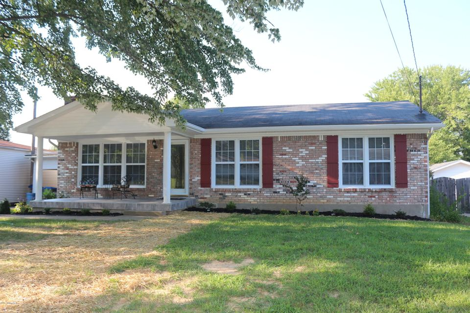 Single Family Home for Sale at 421 Chieftain Drive Fairdale, Kentucky 40118 United States