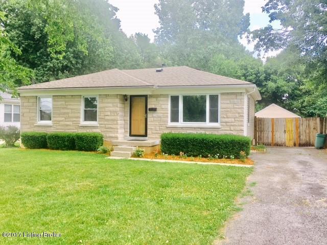 Single Family Home for Sale at 10307 La Plaza Avenue 10307 La Plaza Avenue Louisville, Kentucky 40272 United States