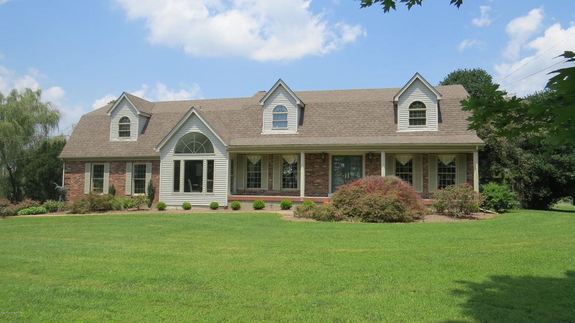 Single Family Home for Sale at 510 Bells Mill Road 510 Bells Mill Road Shepherdsville, Kentucky 40165 United States