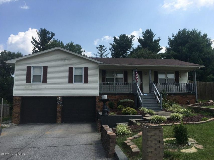 Single Family Home for Sale at 1572 Redbud Circle Radcliff, Kentucky 40160 United States