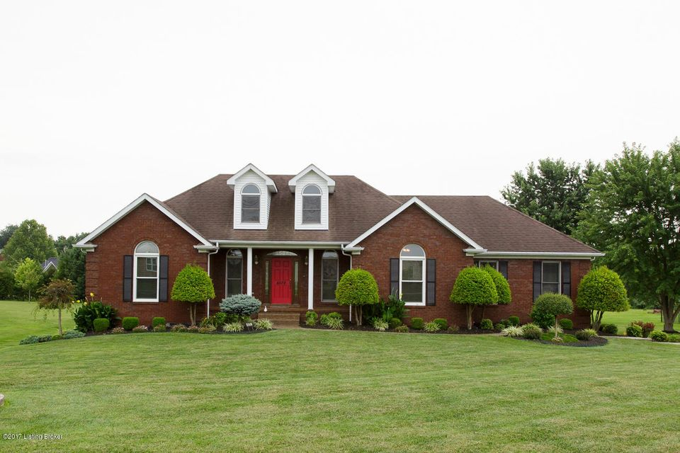 Single Family Home for Sale at 4579 Highway 44 E Shepherdsville, Kentucky 40165 United States