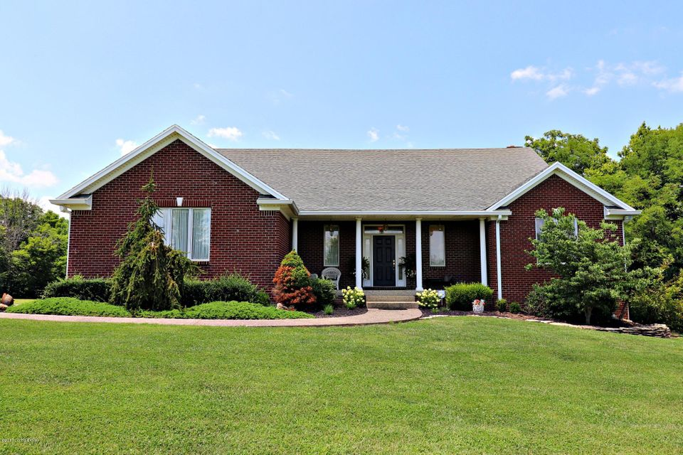 Single Family Home for Sale at 4820 Frankfort Road 4820 Frankfort Road Shelbyville, Kentucky 40065 United States