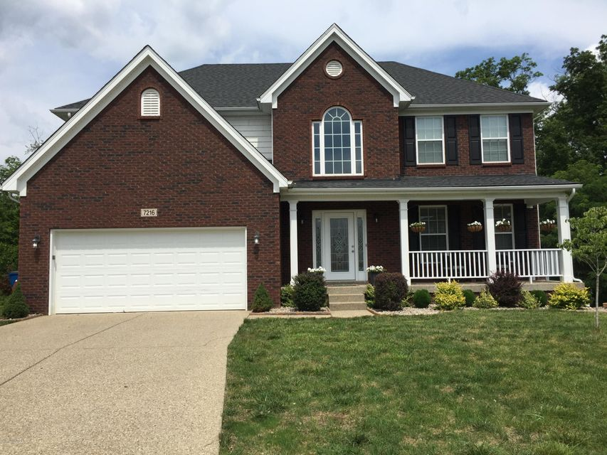 Single Family Home for Sale at 7216 Williamsgate Blvd Crestwood, Kentucky 40014 United States