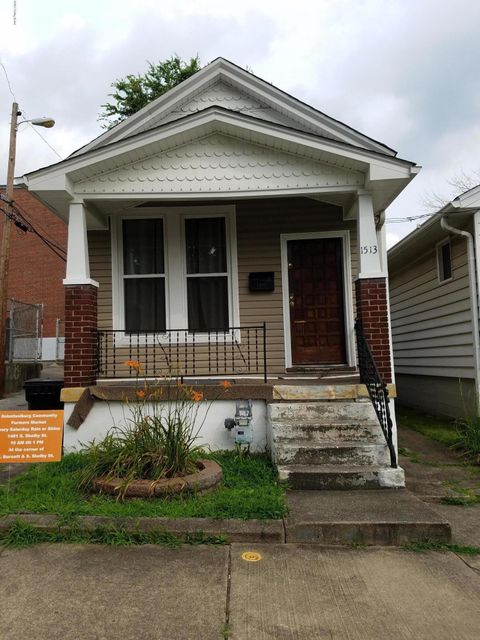 Single Family Home for Sale at 1513 Hoertz Avenue Louisville, Kentucky 40217 United States