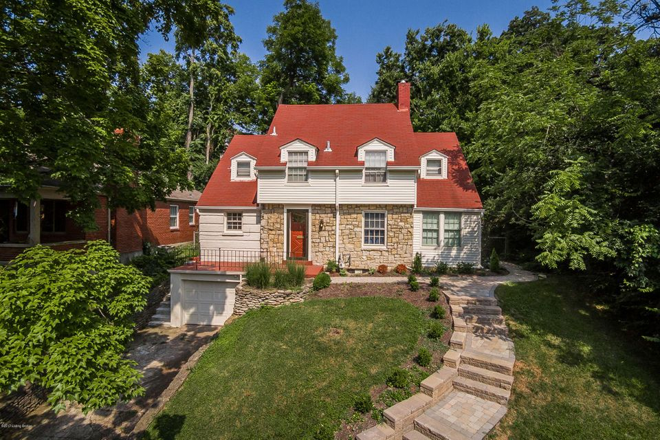 Single Family Home for Sale at 2610 Boulevard Napoleon 2610 Boulevard Napoleon Louisville, Kentucky 40205 United States