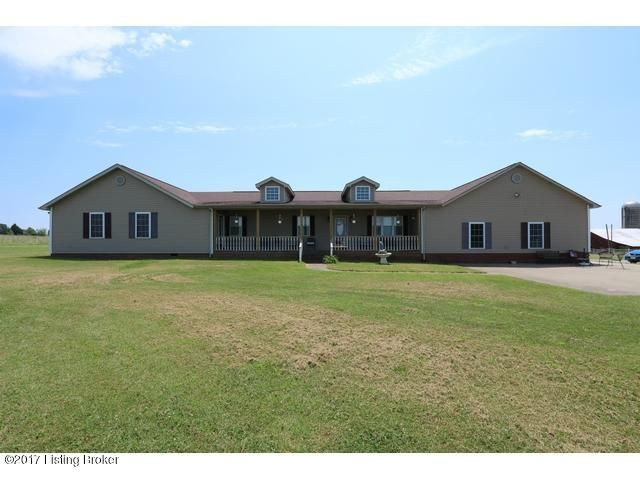 Single Family Home for Sale at 2572 Salt River Road Leitchfield, Kentucky 42754 United States