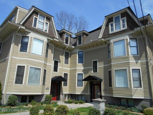 Condominium for Sale at 175 N Keats Avenue Louisville, Kentucky 40206 United States