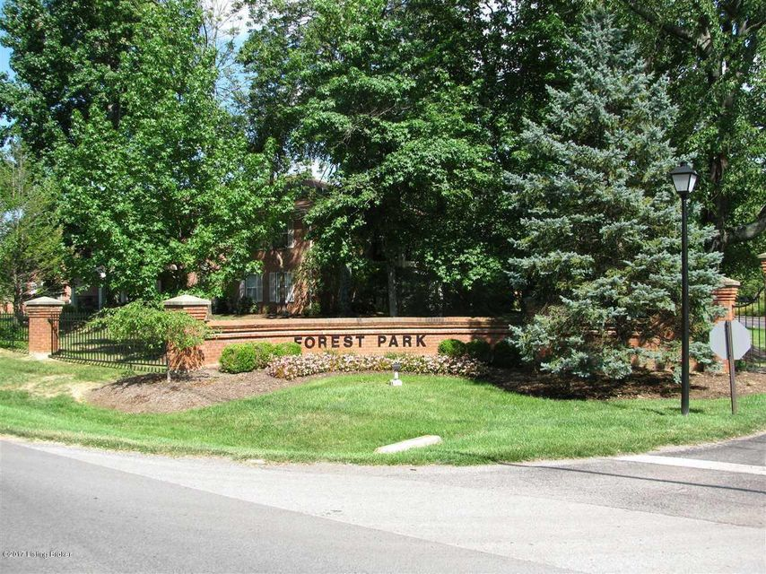 Condominium for Sale at 1506 Forest Park Road 1506 Forest Park Road Louisville, Kentucky 40023 United States