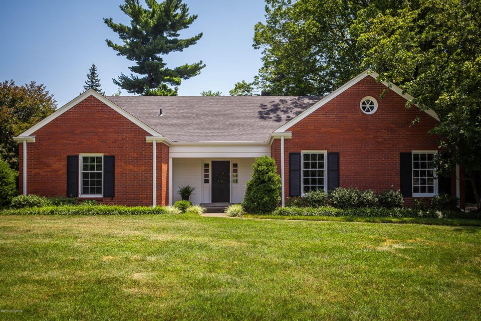 Single Family Home for Sale at 5306 Hempstead Road Louisville, Kentucky 40207 United States
