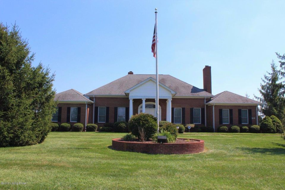 Single Family Home for Sale at 55 Ireland School Road 55 Ireland School Road Radcliff, Kentucky 40160 United States
