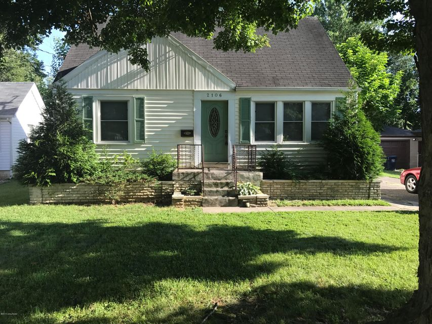 Additional photo for property listing at 2106 West Lane  Louisville, Kentucky 40216 United States