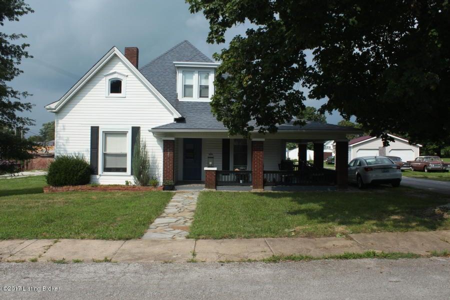 Single Family Home for Sale at 44 FALLIS Street Pleasureville, Kentucky 40057 United States
