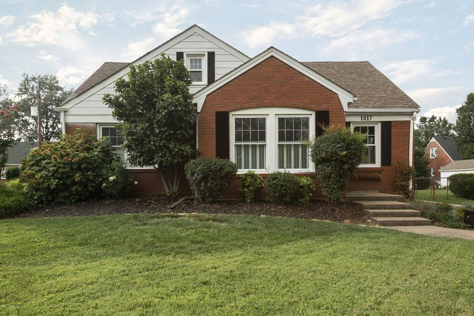 Single Family Home for Sale at 1017 Rosemary Drive Louisville, Kentucky 40213 United States