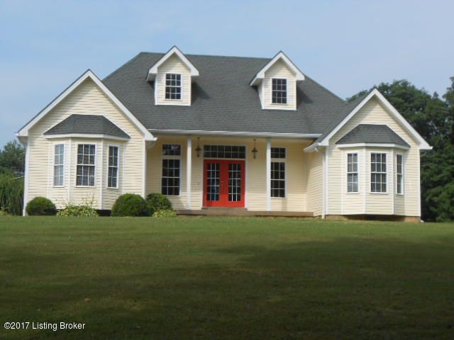 Single Family Home for Sale at 1355 Dee Head Road New Hope, Kentucky 40052 United States
