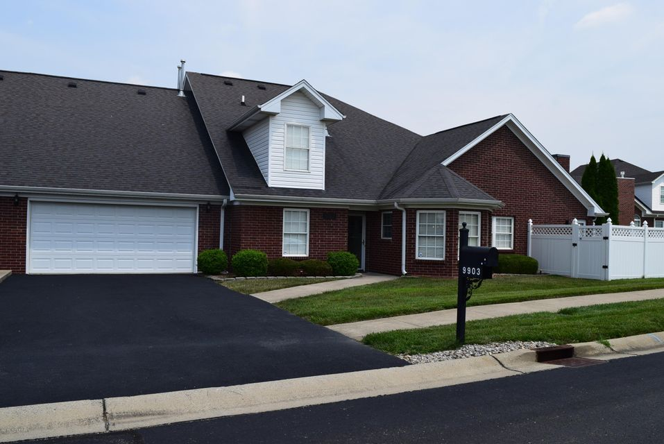 Condominium for Sale at 9903 Vista Springs Way 9903 Vista Springs Way Louisville, Kentucky 40291 United States