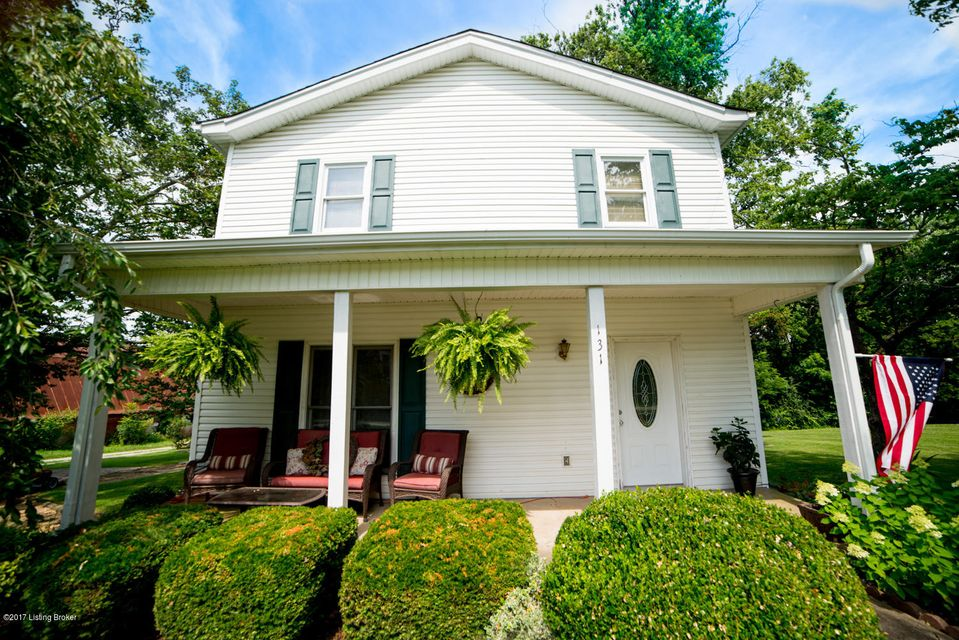 Single Family Home for Sale at 131 Main Street Pleasureville, Kentucky 40057 United States