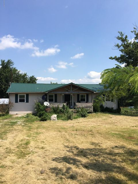 Single Family Home for Sale at 2820 Washburn Road Pleasureville, Kentucky 40057 United States