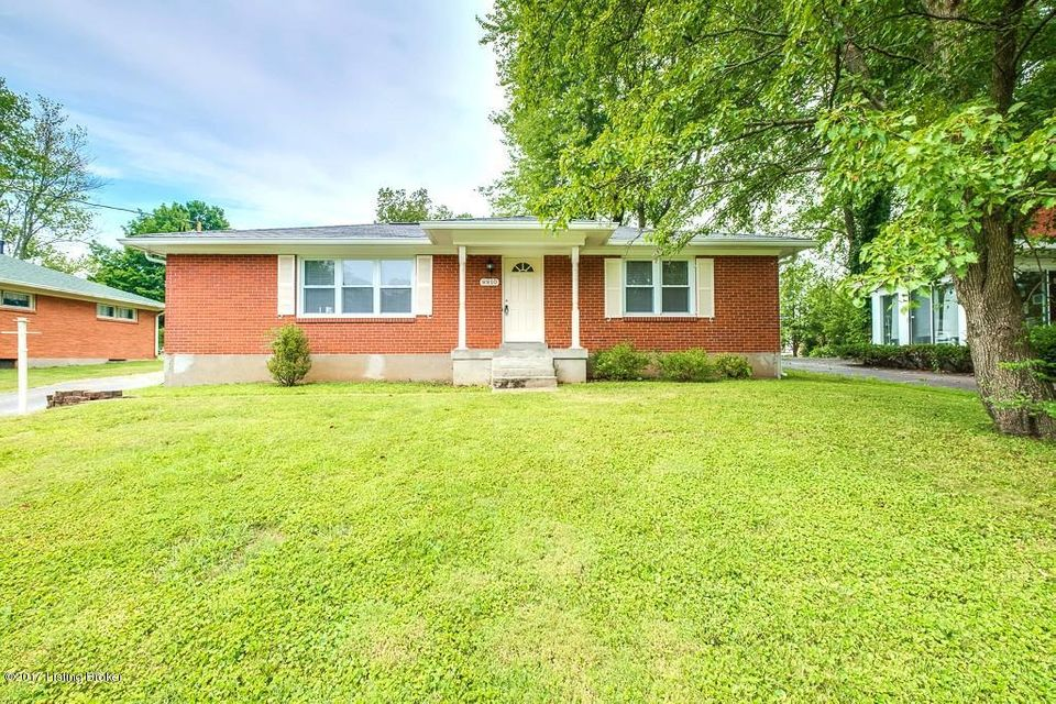 Single Family Home for Sale at 8810 Zabel Way Louisville, Kentucky 40291 United States