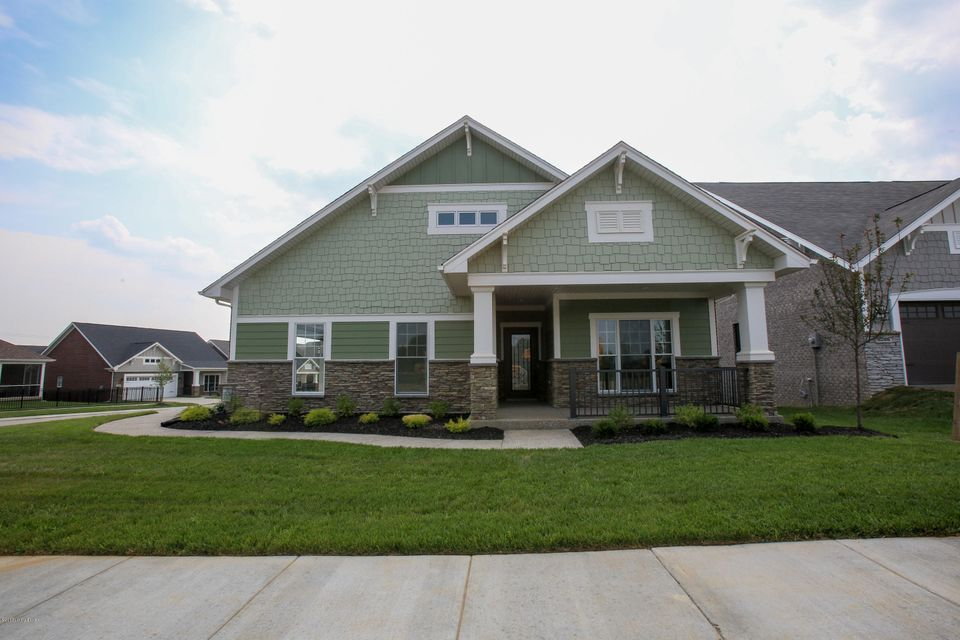 Single Family Home for Sale at 14405 Stony Point Lane Louisville, Kentucky 40299 United States