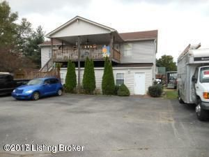 Multi-Family Home for Sale at 1340 Blue Lick 1340 Blue Lick Shepherdsville, Kentucky 40165 United States