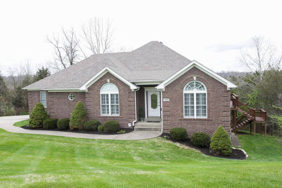 Single Family Home for Sale at 7600 Park Placeace Place 7600 Park Placeace Place Crestwood, Kentucky 40014 United States