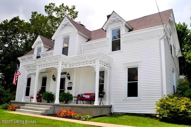 Single Family Home for Sale at 636 Old State Road Brandenburg, Kentucky 40108 United States