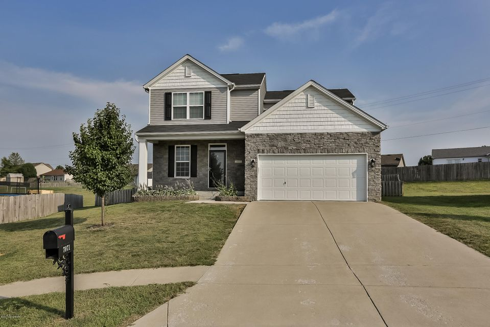 Single Family Home for Sale at 7071 Shadywood Court Shelbyville, Kentucky 40065 United States