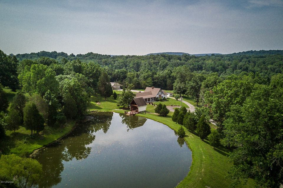 Single Family Home for Sale at 145 Old Ridge Road Shepherdsville, Kentucky 40165 United States