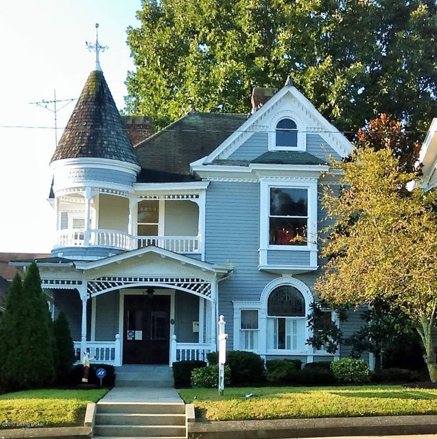 Single Family Home for Sale at 804 Main Street Shelbyville, Kentucky 40065 United States