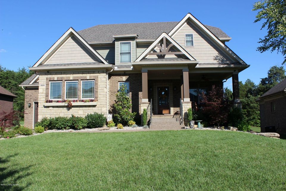 Single Family Home for Sale at 4926 Carriage Pass Place Louisville, Kentucky 40299 United States