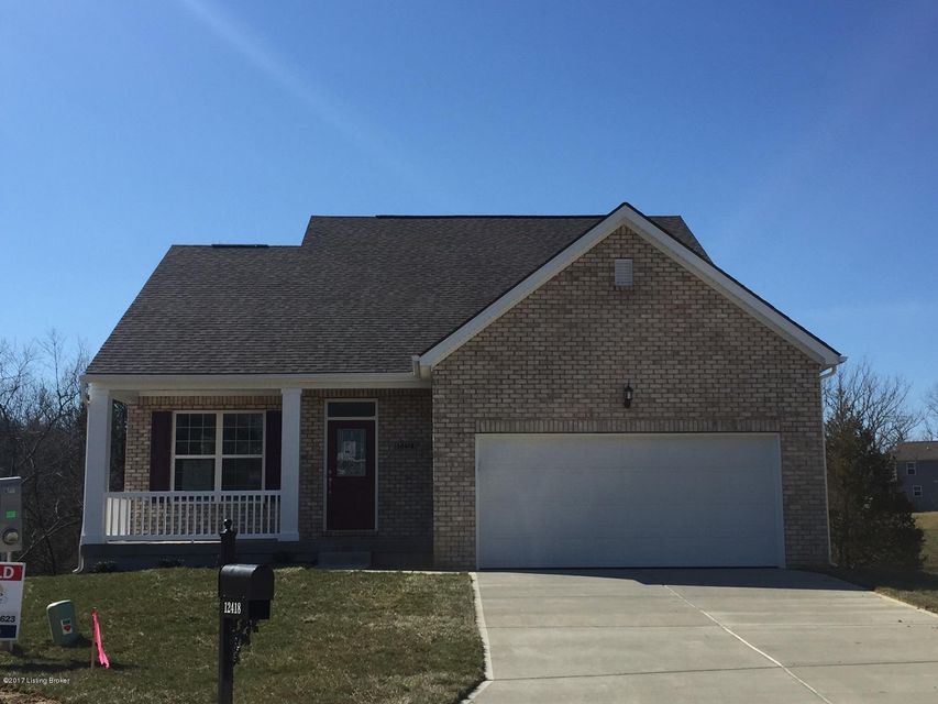 Single Family Home for Sale at 5603 Poplar Lakes Lane Louisville, Kentucky 40299 United States