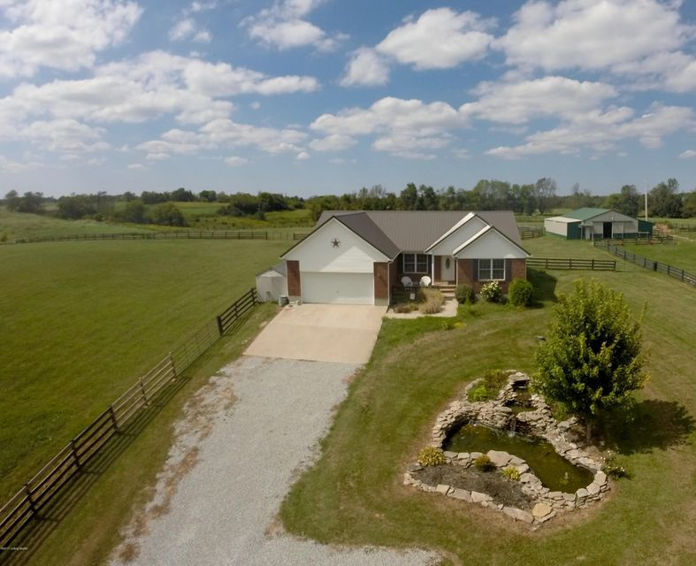Single Family Home for Sale at 7157 Hempridge Road 7157 Hempridge Road Shelbyville, Kentucky 40065 United States